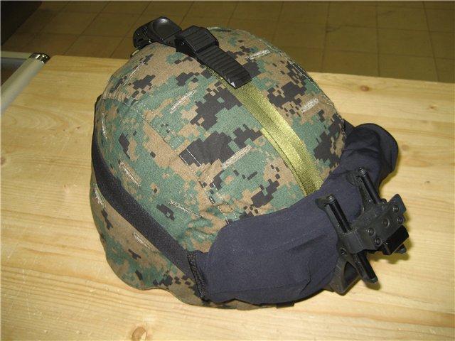 Защитный шлем LWH