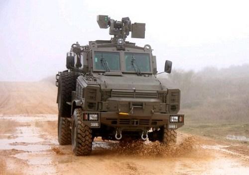 ББМ RG-31 Mk5E