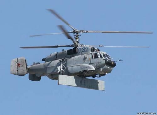 Вертолет ДРЛО Ка-31