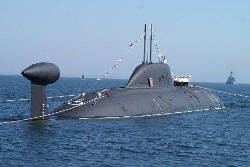 К-152, проект 971, класс Щука-Б