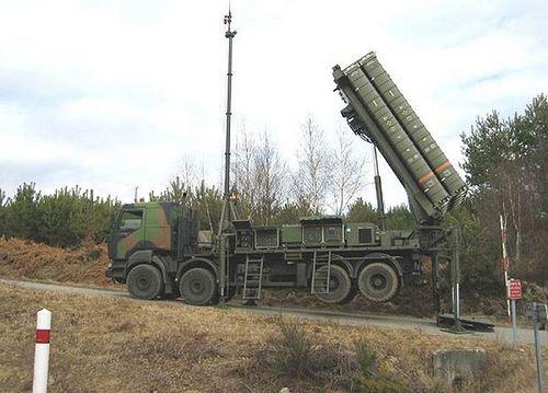 Система ПВО/ПРО Aster 30