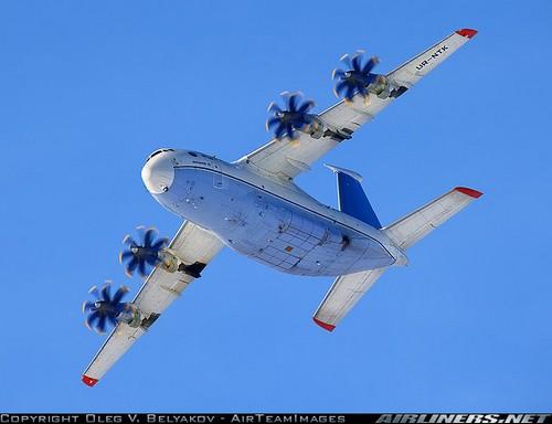Ан-70 (c) Олег Беляков / airliners.net