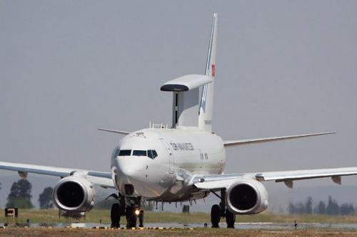 B-737 AWACS ВВС Турции (c) militaryphotos.net