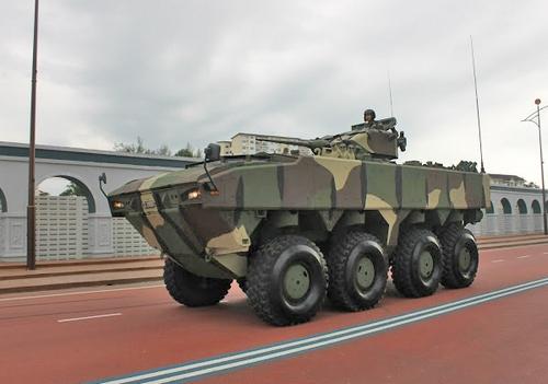 ББМ AV-8 ВС Малайзии