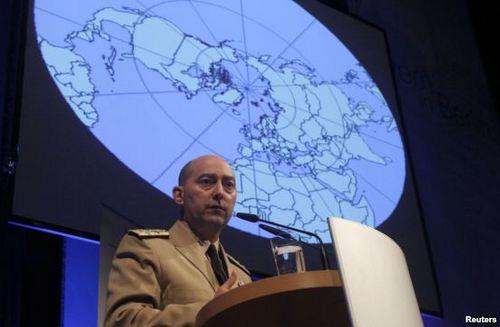 Джеймс Ставридис (c) Reuters
