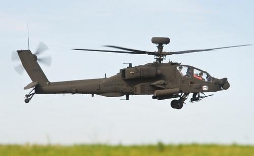 AH-64D Apache Block III - Boeing