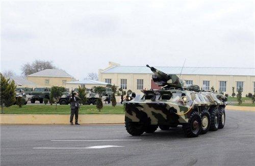 BTR-70 Shimshek