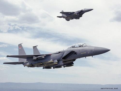 F-15SG Strike Eagle (c) xairforces.net