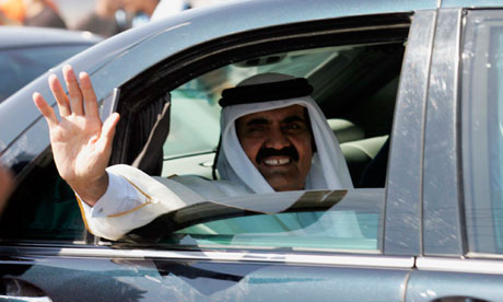 Шейх Хама́д бин Хали́фа Аль Та́ни — эмир Катара