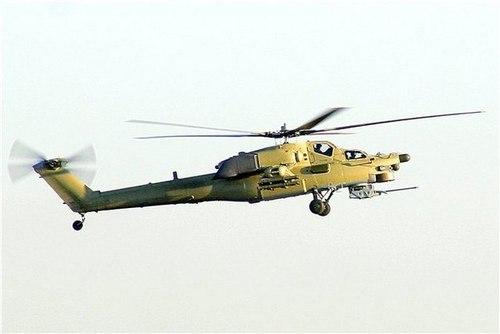 Новый Ми-28Н для ВВС России