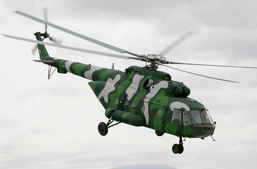 Ми-171Ш  (c) Пресс-служба ОАО «Вертолеты России»
