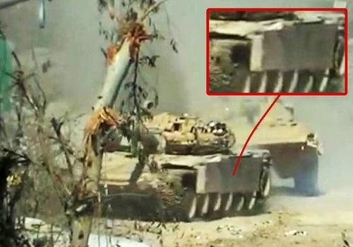 Т-72АВ с новыми бортовыми экранами (c) vestnik-rm.ru