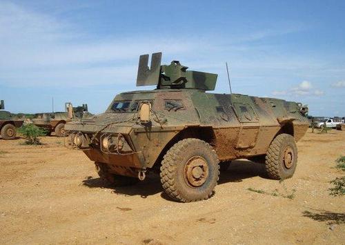 M1117 COLAR ВС Колумбии