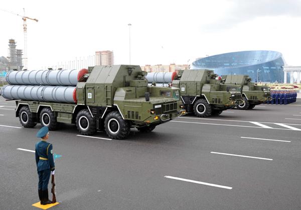 ЗРК С-300 ВС Казахстана ukraineindustrial.info