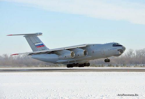ИЛ-76МД-90А (c) aviapanorama.ru