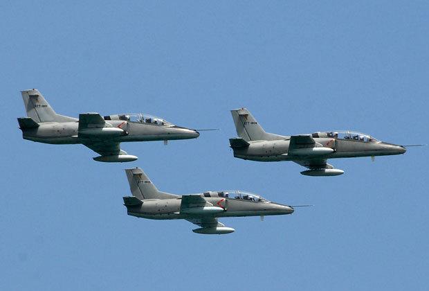 K-8 ВВС Шри-Ланки Фото: Reuters
