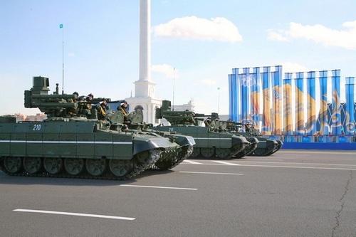 БМПТ ВС Казахстана