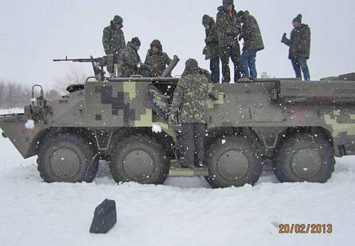 Миномет БТР-3М2 (c) ogryzek