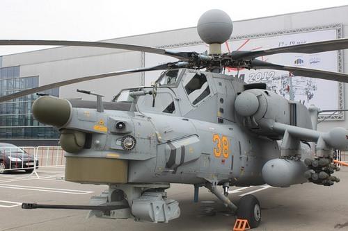 Ми-28НЭ Ночной охотник