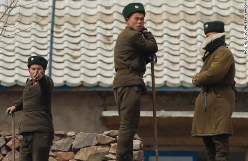 КНДР готовится к войне