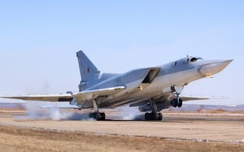 Ту-22М3 ВВС России