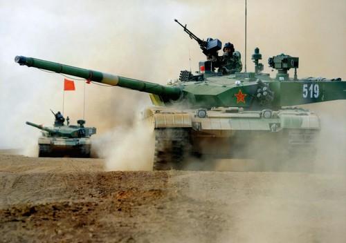 Танк Type 99