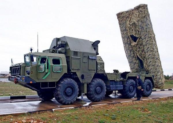ЗРК С-300ПС ВС Украины