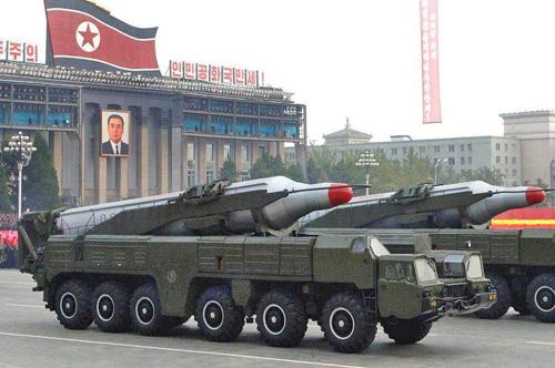 ракеты BM25 Musudan