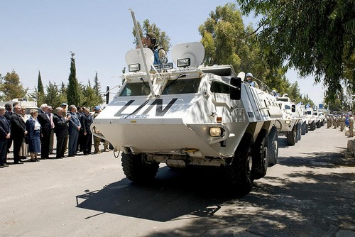 United Nations Disengagement Observer Force (UNDOF)