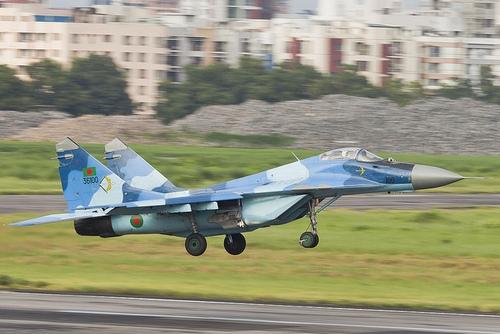 МиГ-29 ВВС Бангладеш