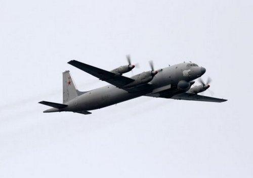 противолодочный Ил-38 (c) infoportalchik.ru