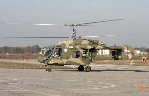 Вертолет Ка-226Т на тендере в Индии