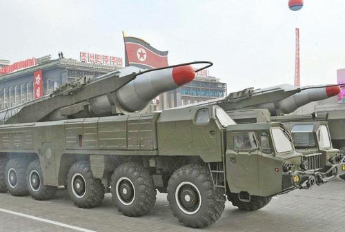 ракеты средней дальности Мусудан
