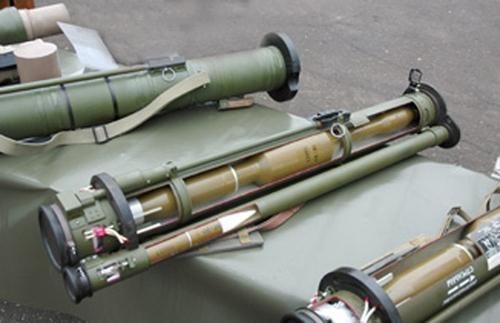 РПГ-30 Крюк