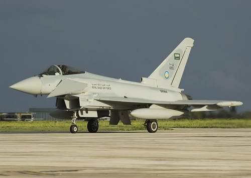 Eurofighter Тайфун