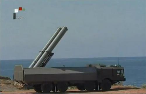 береговые ракетные комплексы «Бастион»