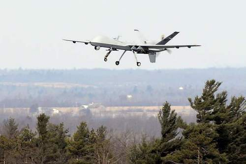 БПЛА Reaper  ВВС США