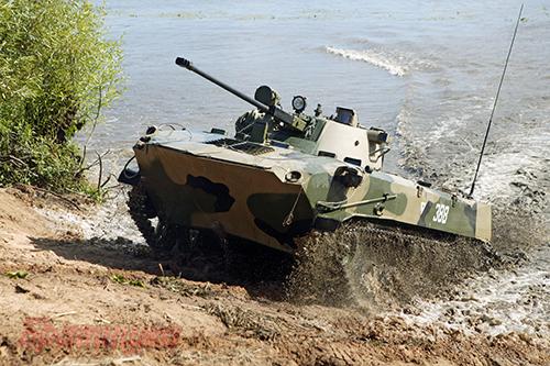 БМД-2 (c) bratishka.ru