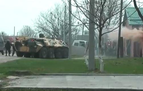 Бой в селе Долаково, 8 апреля 2013 года