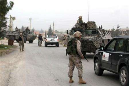 Ливанские войска