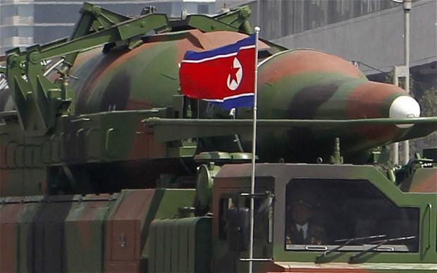 Ракетный комплекс Северной Кореи
