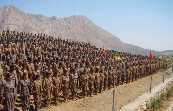 Отряды Рабочей партии Курдистана