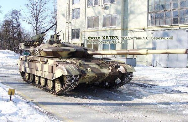 Танк Т-64Е