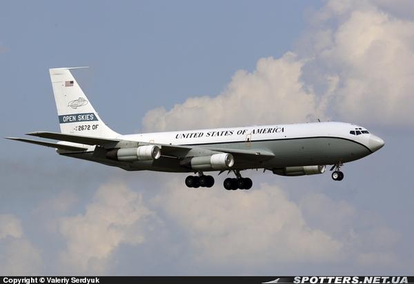 Boeing OC-135B Open Skies (c)  Valeriy Serdyuk  spotters.net.ua