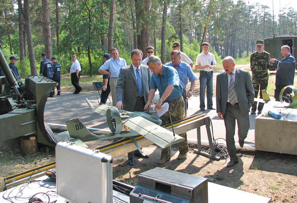 Участие в учениях МЧС Украины