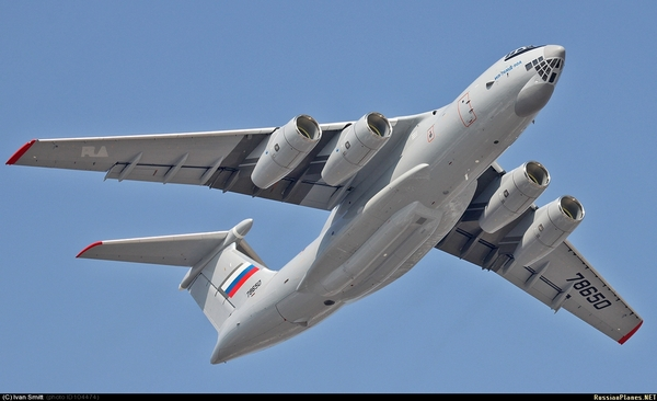 Ил-76МД-90А (c) Иван Смитт russianplanes.net