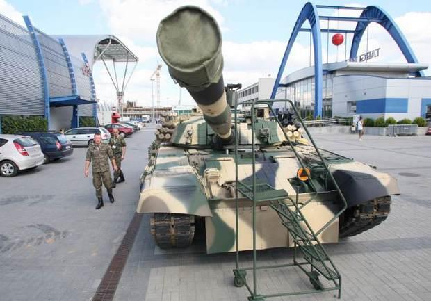 Танк РТ-72U