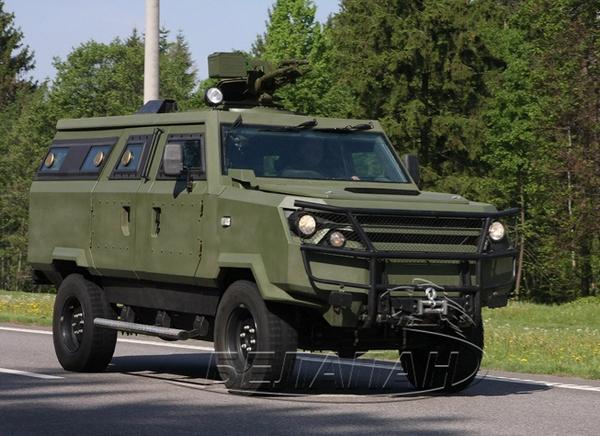 бронеавтомобиль Барс