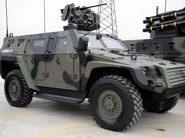 COBRA II (c) armouredvehicle.info