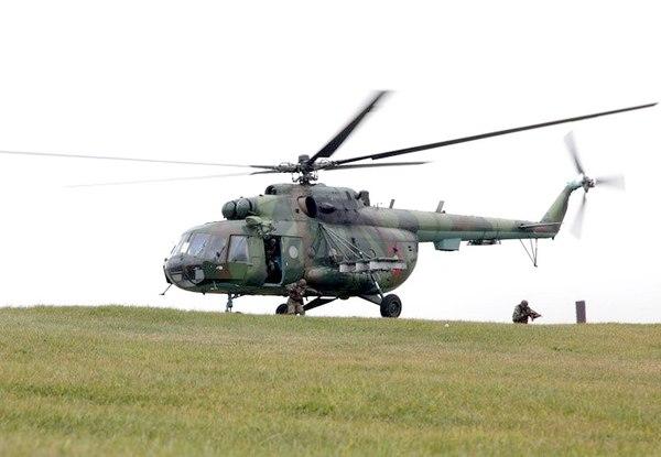 Ми-8 ВС Армении
